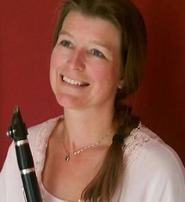 Christa de Haan (klarinet)